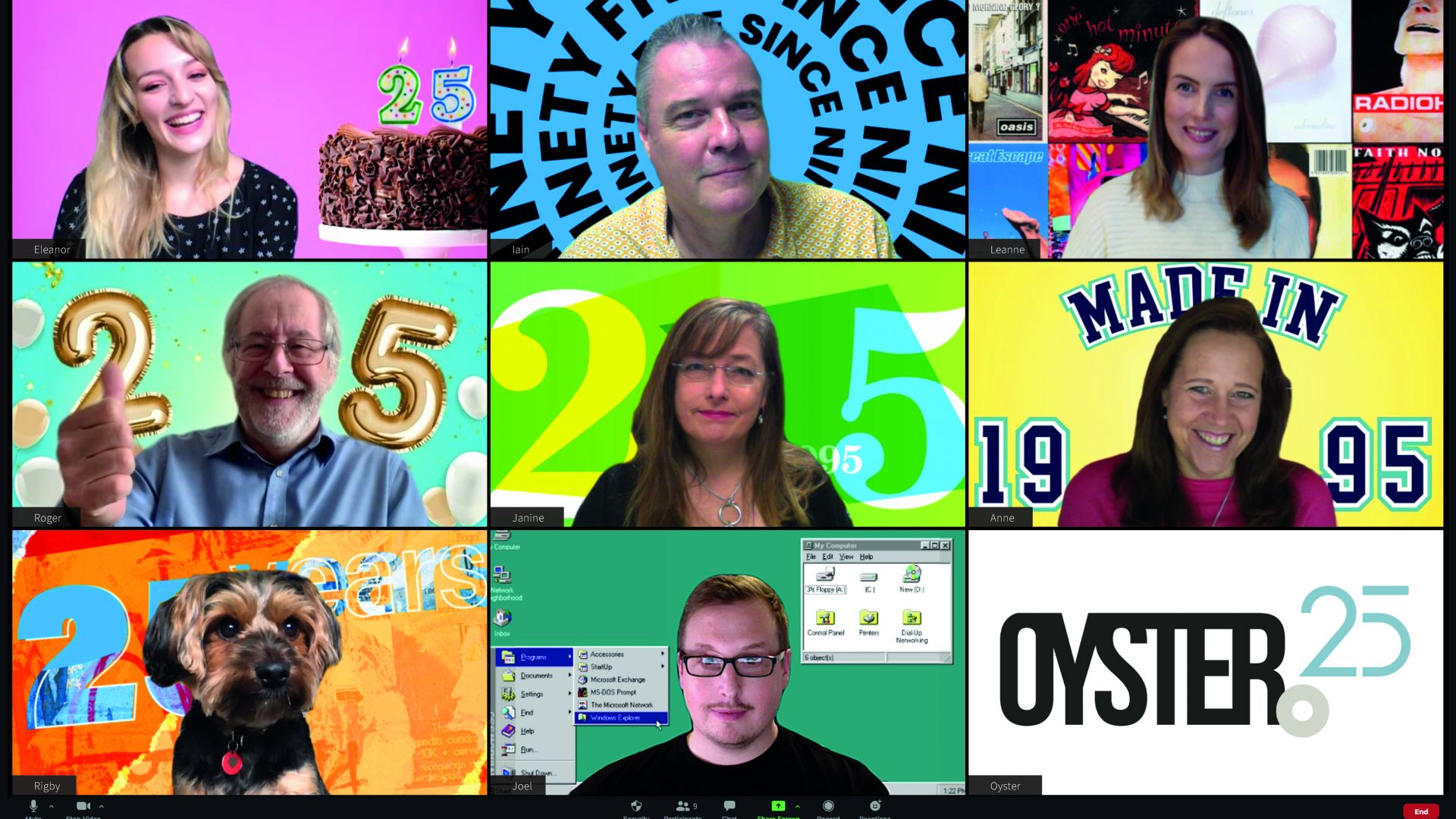 Hertfordshire marketing agency, Oyster Studios, celebrates 25 years in business with the launch of a new website